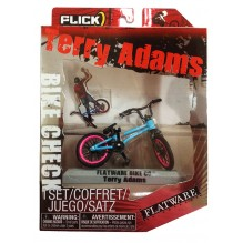 ФИНГЕР BMX FLICK TRIX TERRY ADAMS FLATWARE PRO